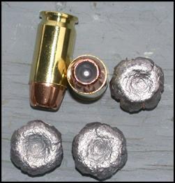 Penetration 9mm makarov