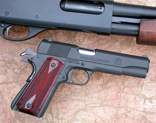 Helpful Tip of the Day: STEPHEN CAMP - 1911 SPRINGFIELD
