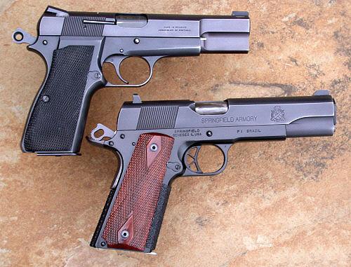 Semiautomatic Pistols