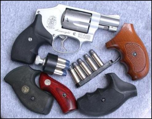 Hi Powers And Handguns